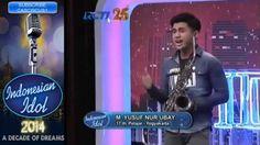 M Yusuf Ubay - Audisi Jogja - Indonesian Idol 2014 - Everybody Has A Dre...