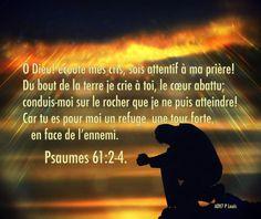 Psaume 61:3 Car tu es pour moi un refuge, Une tour forte, en face de l'ennemi.  Proverbes 18:10 Le nom de l'Eternel est une tour forte; Le juste s'y réfugie, et se trouve en sûreté. La Face, Refuge, Tour, Bible, Movie Posters, Movies, Psalm 61, Bible Quotes, Biblical Verses