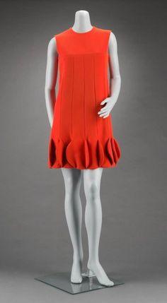 Dress Pierre Cardin, 1968 The Museum of Fine Arts, Boston