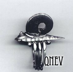 Thumb ring. QneV 2 by QneV-jewelry on DeviantArt