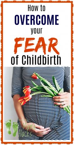 Overcome your fear of childbirth with these great tips! Experienced moms and childbirth workers share their best tips for getting over common fears and anxiety during pregnancy and childbirth. Stop pregnancy anxiety and overcome fear of birth with these great pregnancy resources. #pregnancyfears, #fearofchildbirth, #fearofbirth, #fearoflabor, #laboranxiety, #birthanxiety Pregnancy Fears, Pregnancy Labor, Pregnancy Stages, Pregnancy Workout, Labor Nurse, Preparing For Baby, Natural Birth, Attachment Parenting