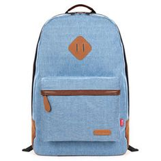 Appliqué Canvas Backpack from #YesStyle <3 Mr.ace Homme YesStyle.com