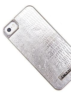 Skinnydip iPhone 5/5S Silver Lizard Case