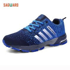 New Running Shoes for Men 2017 Outdoor Breathable Mesh Flat Light Shoes Comfortable Sneakers Athletics Women Lovers Sport Shoes