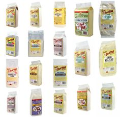 Gluten-Free Baking Now is the time to experiment and to see what flavors/textures each mix blend produces that fit your personal preferences. Here is a helpful list for you to understand each gluten-free flour that is out there on the market: