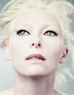 Tilda Swinton   styled by Katy England   photography by Craig McDean   AnOther Magazine A/W05