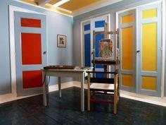 Museum Dr8888 verwerft topwerk Ruiterschilderij van Thijs Rinsema   Museum Drachten Colour Combinations Interior, Brand Guidlines, Museum, Interior Inspiration, Dutch, Color Schemes, Mirror, Interiors, Furniture
