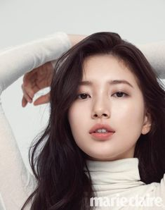 Suzy Bae (배수지) x Lancôme For Marie Claire February 2019 Bae Suzy, Korean Beauty, Asian Beauty, Korean Girl, Asian Girl, Korean Couple, Korean Women, Asian Woman, Miss A Suzy