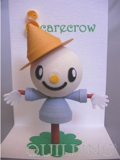 Scarecrow (Scarecrow) - Store ◆ quilling cube of solid quilling kit ◆