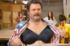 """21 Awesome Facts You Probably Didn't Know About """"Parks And Recreation"""" for my daughter Cloey.the BIGGEST Parks and Rec fan ever! Awesome Facts, Fun Facts, Parcs And Rec, Funny Facts About Girls, Nick Offerman, Leslie Knope, Girl Facts, Great Tv Shows, Parks And Recreation"""