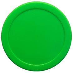 "Free Shipping Dynamo//Valley 2 1//2/"" Quiet White Air Hockey Puck For Arctic Wind"