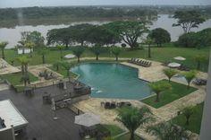 Grand Karavia Hotel, Lubumbashi, Democratic Republic of Congo. #IdealStockControl© installation, January 2012.