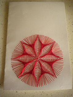La Bottega dei Capricci: Ricami su carta parte prima