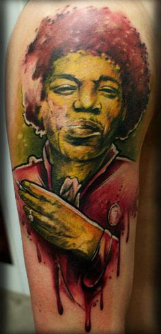 Tattoo by Tibor Galiger | Tattoo No. 3095