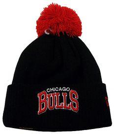 Chicago Bulls knit hat/beanie