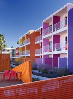 Tha Saguaro Palm Springs, Palm Springs, 2012 by Stamberg Aferiat Architecture #architecture #design #colors