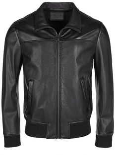 Click to get over 20% off this Prada leather jacket #fashion