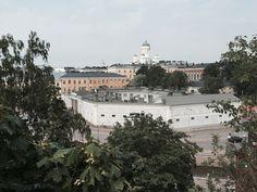 Panoramica di Helsinki