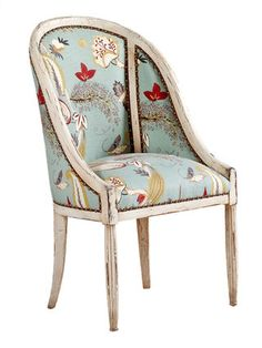 Chair by Old Hickory Tannery at Gilt
