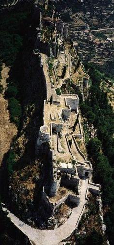 """Games of Thrones"" - Fortress of Klis, Split, Croatia"