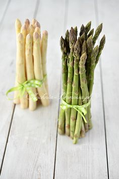 Asparagus, Grilling, Food And Drink, Vegetables, Cooking, Knit Flowers, Handicraft, Kitchen, Craft