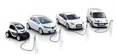 Renault's Lineup Of Pure Electric Cars – Twizy, Zoe, Fluence Z.E. and Kangoo Z.E.