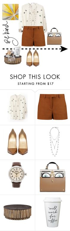"""Good morning all !!*"" by remooooo ❤ liked on Polyvore featuring Emilio Pucci, Lucky Brand, Shinola, Giancarlo Petriglia and Intelligent Design"