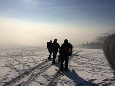 Winter, Slovakia