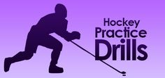 Killer Hockey Practice Drills...  http://www.tophockeydrills.com/hockey-practice-drills/  #hockey #drills #sports
