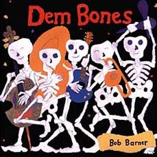 Early elementary lesson plan using the book Dem Bones