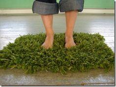 Cómo hacer alfombras de trapillo con flecos | El blog de trapillo.com