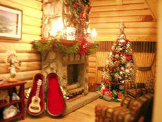 Miniature Christmas themes