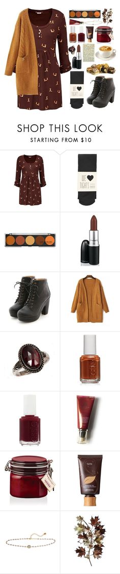 """""""You know that you love the chase"""" by prttylilgirl ❤ liked on Polyvore featuring Joe Browns, Oasis, Sephora Collection, Mikasa, Miss Dora, Paul Frank, Essie, Elemis, tarte and Chan Luu"""