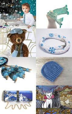 First snow by Slava on Etsy--Pinned with TreasuryPin.com