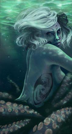 """""""Ursula"""" by *myriamelle (deviantart)"""