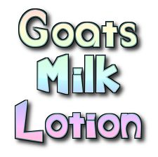 Our wonderful Goats Milk Lotion available on Etsy :)   https://www.etsy.com/shop/FrogCrossingFarm