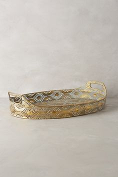Lingering Plumes Tray - anthropologie.com #anthrofave
