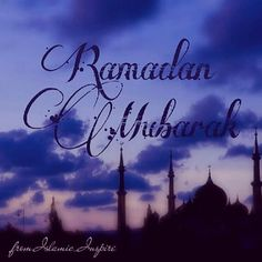 May this Ramadan bring blessings to us all. It is the month of forgiveness, peace, guidance, tolerance, self control, piety & purity.  Oh Allah, accept us, our fasting; pardon our sins & bless us with your guidance. Certainly, You are the most Kind & Oft-forgiving. Ameen  RAMADAN MUBARAK  #ramadan #mubarak #holy_month #allah #islam #prophet_muhammad_ﷺ #muslims #istighfaar #prayer #quran #salah #tarawee #zakat #hajj #zikr #good_deeds