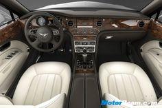 Bentley Unveils Mulsanne In India