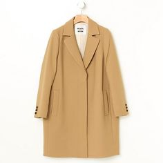 MUVEIL WORK Chester Coat :(ミュベール ワーク 二重織りチェスターコート on shopstyle.co.jp