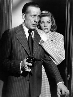 DARK PASSAGE (1947) photo | Humphrey Bogart, Lauren Bacall