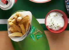 Crispy Pickles with Ranch Dip - Delish.com
