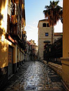 Málaga, Spain. (by ToniMolero07)