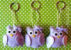 Mimos da Gil: owl