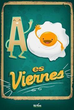 #Viernes #Friday
