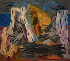 Alfredo Gisholt, Untitled, oil on canvas, 14 x 16 inches, 2014 (courtesy of the artist)