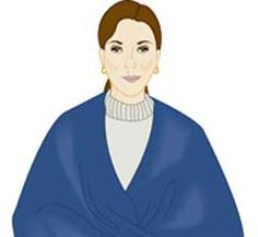 """Drape this """"Cozy Shoulders"""" fleece wrap around your shoulders to eliminate that fresh air chill. This wrap provides lightweight warmth for any season. It's easy to make and cozy to wear!"""