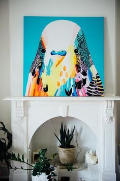 'Sweeping Statements' CANVAS PRINT
