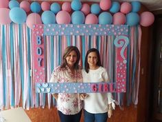 ▷ 1001 + gender reveal ideas for the most important party in your life Baseball Gender Reveal, Simple Gender Reveal, Twin Gender Reveal, Gender Reveal Party Games, Gender Reveal Photos, Pregnancy Gender Reveal, Gender Reveal Party Decorations, Gender Party, Baby Shower Gender Reveal