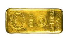 Gold | 32.15 Ounces of .9999 Fine Gold (24k), Today's Value: $ 35,898